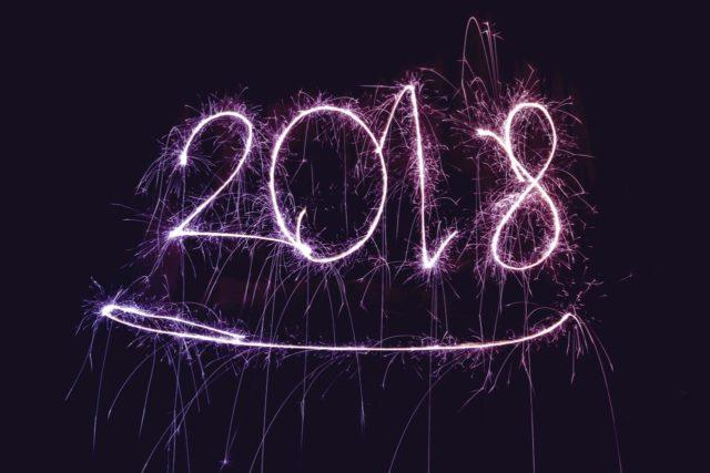 New Year 2018 at Spotlight Business Improvement