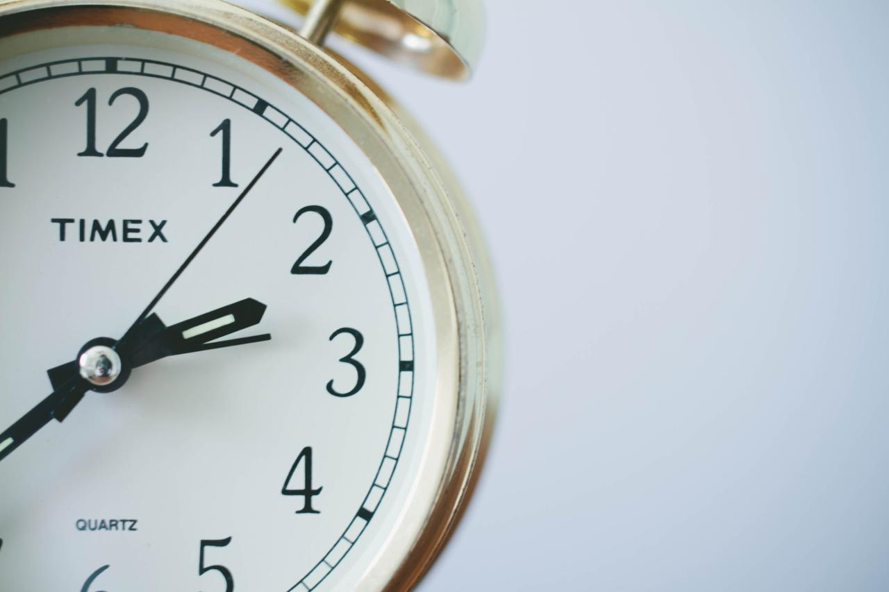 Time at Spotlight Business Improvement